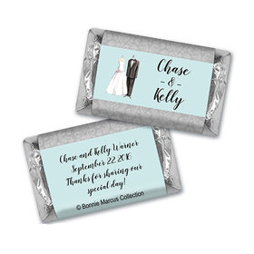 Forever Together Personalized Miniature Wrappers