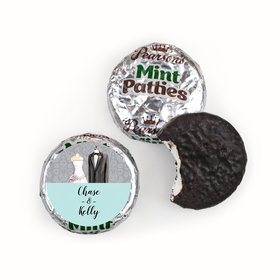 Bonnie Marcus Collection Wedding Wedding Reception Favors Pearsons Mint Patties