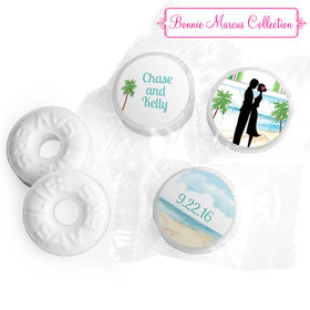 Tropical I Do Personalized Wedding LIFE SAVERS Mints Assembled