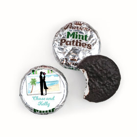 Bonnie Marcus Collection Wedding Wedding Reception Favors Pearson™s Mint Patties