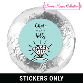 Bonnie Marcus Collection Wedding Last Fling Stickers (48 Stickers)
