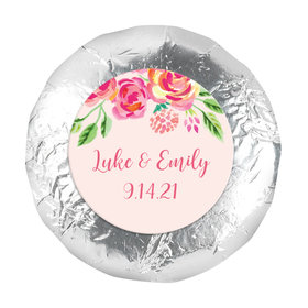 Bonnie Marcus Collection In the Pink Wedding Favors Stickers (48 Stickers)