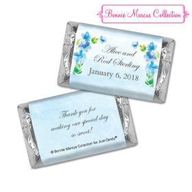 Personalized Bonnie Marcus Hershey's Miniatures - Wedding Flower Arch