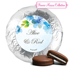 Personalized Bonnie Marcus Milk Chocolate Covered Oreos - Wedding Flower Arch