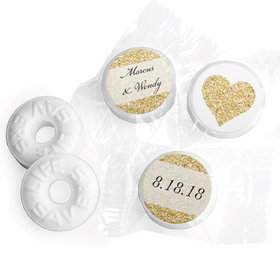 Personalized Bonnie Marcus Life Savers Mints - Wedding All That Glitters