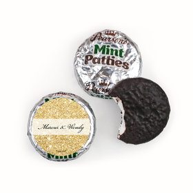Personalized Bonnie Marcus Pearson's Mint Patties - Wedding All That Glitters