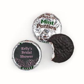 Whispering Heart Personalized Pearson's Mint Patties Assembled