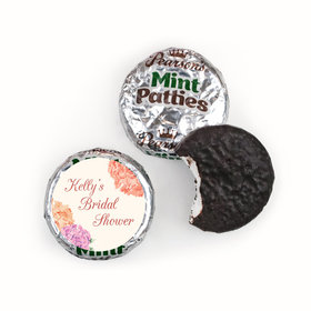 Blooming Joy Personalized Pearson's Mint Patties Assembled