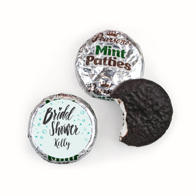 Sunny Soiree Personalized Pearson's Mint Patties Assembled