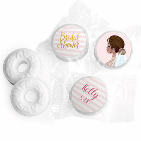 Bridal March Personalized Bridal Shower LIFE SAVERS Mints Assembled
