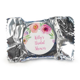 Floral Embrace Personalized York Peppermint Patties Assembled