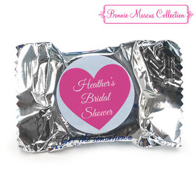 Personalized York Peppermint Patties - Bridal Shower Love Reigns