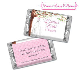 Personalized Hershey's Miniatures - Bonnie Marcus Bridal Shower Wonderful Wedding Dress