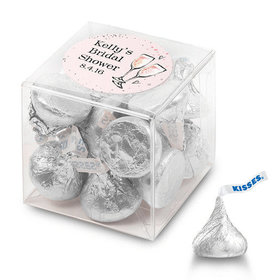 Bonnie Marcus Collection Personalized Box - The Bubbly Custom Bridal Shower (25 Pack)