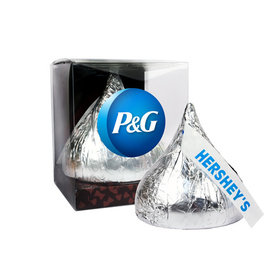 Personalized Add Your Logo 12oz Giant Hershey's Kiss