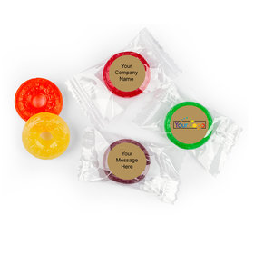 Peerless Personalized Business LIFE SAVERS 5 Flavor Hard Candy Assembled