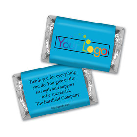 Personalized Hershey's Miniatures - Business Promotional Add Your Logo