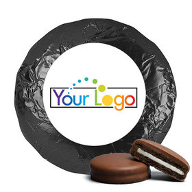 Business Promotional Add Your Logo Chocolate Covered Oreos (24 Pack)