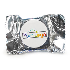 Business Promotional Personalized York Peppermint Patties Your Logo (84 Pack)
