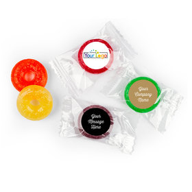 Superior Personalized Business LIFE SAVERS 5 Flavor Hard Candy Assembled