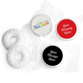 Superior Personalized Business LIFE SAVERS Mints Assembled