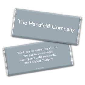 Biz Bar Personalized Candy Bar - Wrapper Only