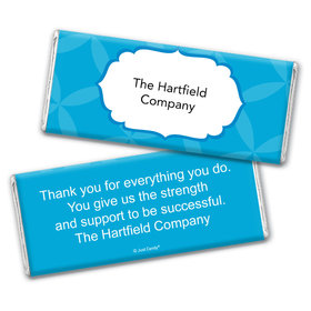 In Harmony Personalized Candy Bar - Wrapper Only