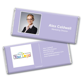 Candy Business Card Personalized Candy Bar - Wrapper Only