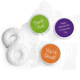 Great Personalized Business LIFE SAVERS Mints Assembled