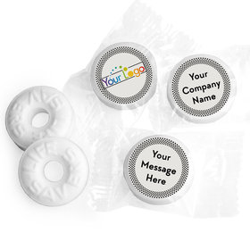 Enhance Personalized Business LIFE SAVERS Mints Assembled