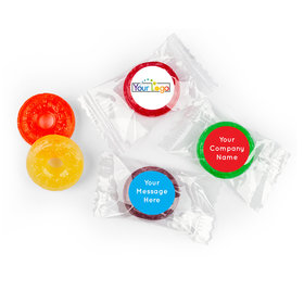 Prestige Personalized Business LIFE SAVERS 5 Flavor Hard Candy Assembled