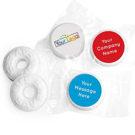 Prestige Personalized Business LIFE SAVERS Mints Assembled