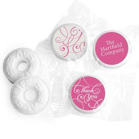 Unmatched Personalized Business LIFE SAVERS Mints Assembled
