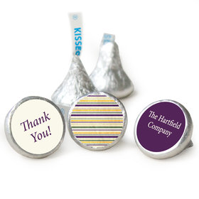 Recognition Thank You HERSHEY'S KISSES Candy Assembled