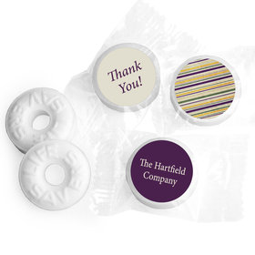 Recognition Personalized Business LIFE SAVERS Mints Assembled