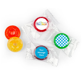 Elevate Personalized Business LIFE SAVERS 5 Flavor Hard Candy Assembled