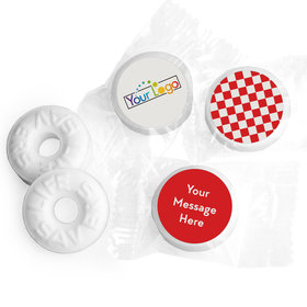Elevate Personalized Business LIFE SAVERS Mints Assembled