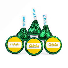 Personalized Add Your Logo Business Promotional Hershey's Kisses (50 pack)
