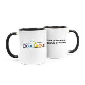 Personalized Add Your Logo 11oz Mug