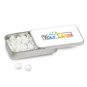 Add Your Logo Mint Tin (12 Pack)
