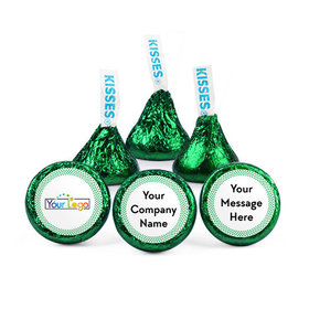 Personalized Business Promotional Enhance Hershey's Kisses (50 pack)