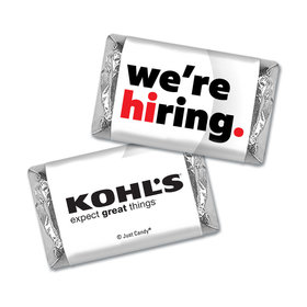Personalized Hershey's Miniatures - We're Hiring