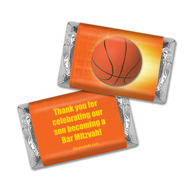 Nothin' But Net Personalized Miniature Wrappers