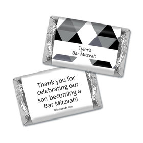 Standing Tall Personalized Miniature Wrappers