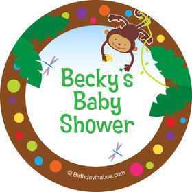 "Fisher Price Baby Personalized 2"" Stickers (20 Stickers)"