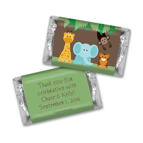 Jungle Buddies MINIATURES Candy Personalized Assembled