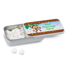 Personalized Fisher Price Baby Shower Mint Tin (12 Pack)