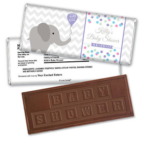 Ellarrific Personalized Embossed Chocolate Bar Assembled