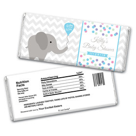 Ellarrific Personalized Candy Bar - Wrapper Only