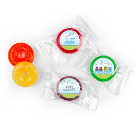 Baby Express Personalized Baby Shower LifeSavers 5 Flavor Hard Candy Assembled